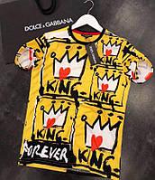 Мужская футболка Dolce Gabbana (копия)