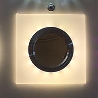 Точечный светильник 7870S matt с подсветкой, фото 1