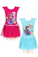 Платья для девочек оптом, Disney, 104-140 см,  № FR-G-DRESS-06