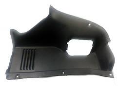 Обивка задняя боковая панели багажника левая Ланос,  Сенс, 96236073