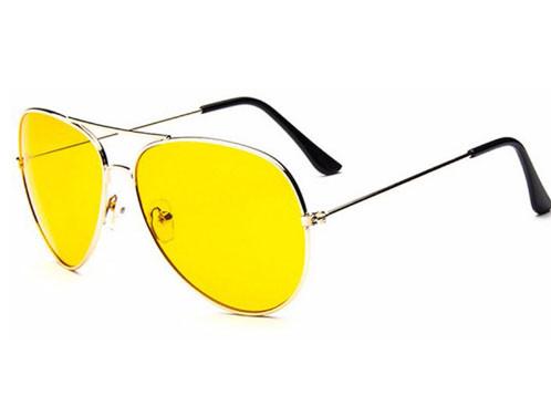 Очки для водителя антибликовые желтые Avatar