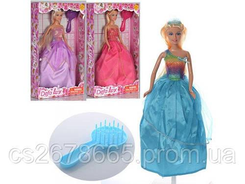 Кукла Defa Lucy 8291 в бальном платье