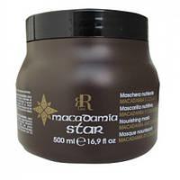 Маска для волос с маслом макадамии и коллагеном, 500 мл.