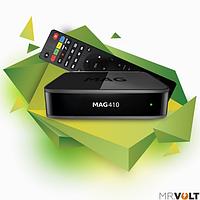 IPTV Приставка MAG410 (OC Android)