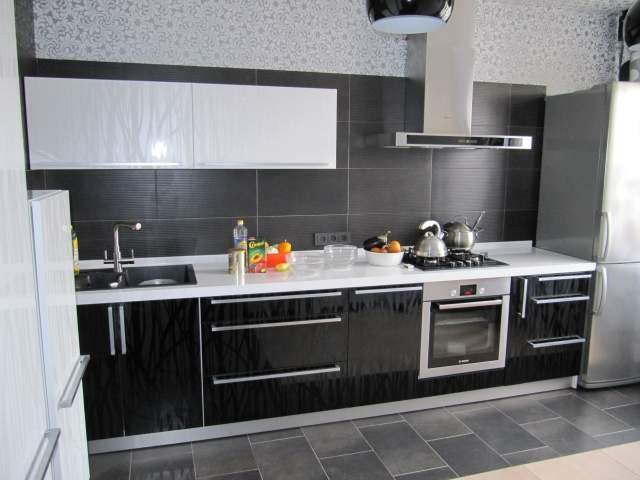 Кухня Original Рифт из пленочного МДФ