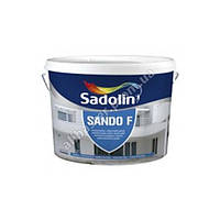 Sadolin SANDO F Краска для фасада и цоколя, тонир база BM 9,6 л.
