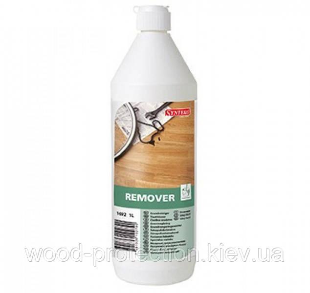 Засіб по догляду за дерев'яними підлогами Synteko Remover 1л