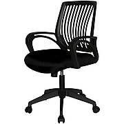 Компьютерное кресло офисное  office plus black 01