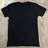 Футболка мужская Calvin Klein 18499 черная, фото 6