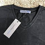 Футболка мужская Calvin Klein 18499 черная, фото 7