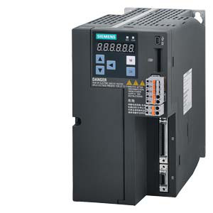 Сервопривод Siemens SINAMICS V90 9.8A, 6SL3210-5FE12-0UA0