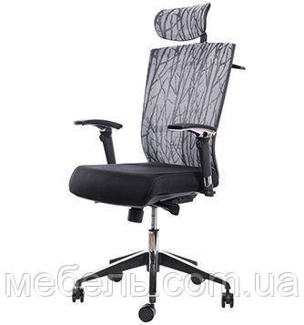 Кресло для офиса Barsky Eco G-3 grey