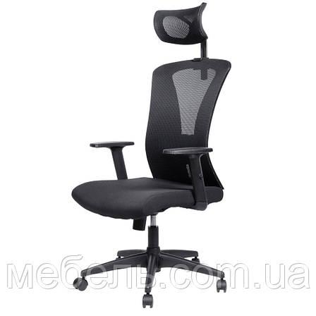 Кресло офисное Barsky Mesh BM-02 сетка, фото 2