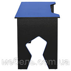 Стол компьютерный Barsky Homework Game Blue HG-01, фото 3