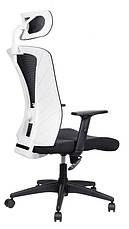 Кресло для офиса Barsky Mesh BM-04 сетка, фото 3