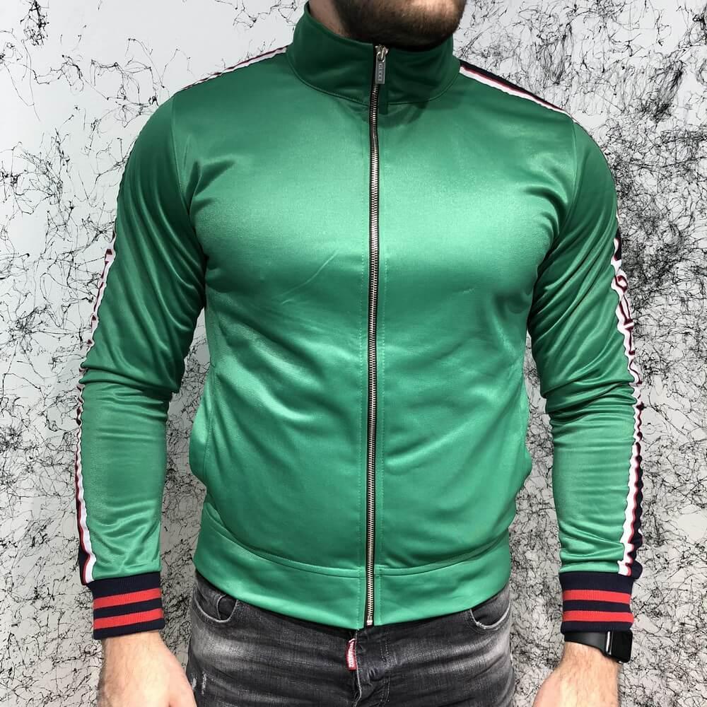 Кофта Gucci 18520 зеленая