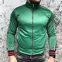 Кофта Gucci 18520 зеленая, фото 1