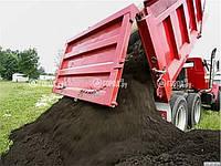 Чернозём:Торф с доставкой по Киеву