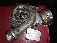 Б/у турбина для Renault Megane II 1.5dCi2003-2009гг. 54399700002