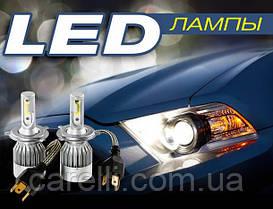 Лампа светодиодная H3 LED