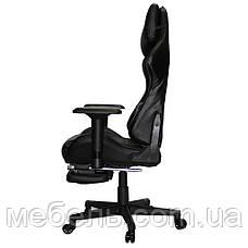 Кресло офисное Barsky Sportdrive Premium Step Black SD-18, фото 3