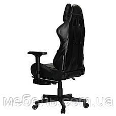 Кресло офисное Barsky Sportdrive Premium Step Black SD-18, фото 2