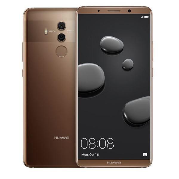 """Смартфон Huawei Mate 10 Pro 6/128GB Mocha Brown, 20+12/8Мп, 6"""" OLED, 2sim, 4000 мА*ч, Kirin 970, 8 ядер, 4G"""