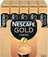 Кофе Nescafe Gold Crema 25стиков