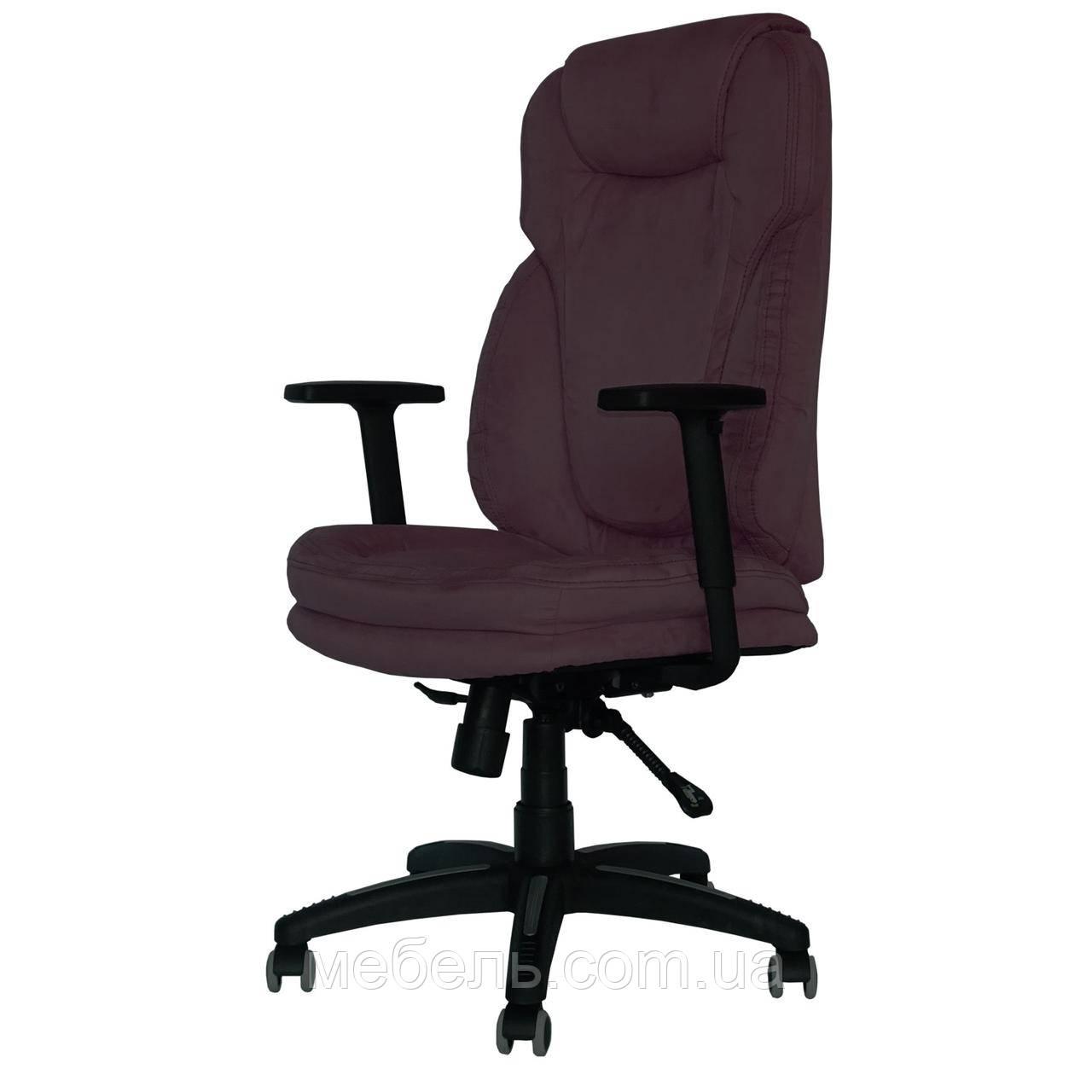 Офисное кресло Barsky Soft Blackbеrry SF-03