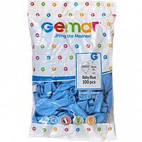 """Шарики 10 пастель """"Светло-голубой"""" G90/072 97214 купить оптом в интернет магазине"""