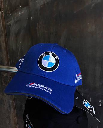 Кепка мужская Puma BMW, фото 2