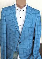Мужской молодежный пиджак Jack Raul клетка