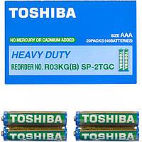 Батарейка Toshiba R03G SP2TGTE