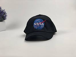 Кепка бейсболка NASA (черный)