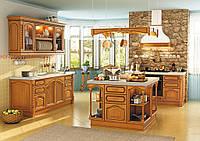 """Кухня """"164"""" из массива, фото 1"""