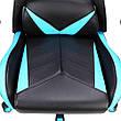 Кресло игровое геймерское Barsky Game Mesh Black/Blue BGM-01, фото 5