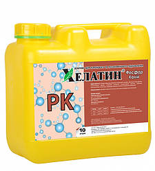 Хелатин Фосфор+Калий (40/27процентов) 10 л