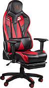 Игровое кресло геймерское Barsky Game Black/Red BG-02