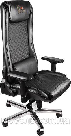 Кресло офисное Barsky Business Black GB-01, фото 2