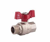SD FORTE шар.кран 3/4 БГШ вода SF607W20
