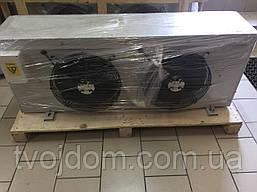 Воздухоохладитель BFT GD-15/2.8кВт 6-я лам.средн.-18С 220V