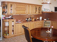 """Кухня """"Лукреция"""" из массива, фото 1"""