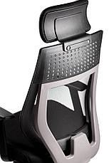 Офисное кресло Barsky Team Black/Grey TBG-01, фото 3