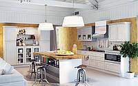 Кухня Манчестер Лен из массива, фото 1