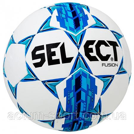 Мяч футбольный Fusion Select размер 5