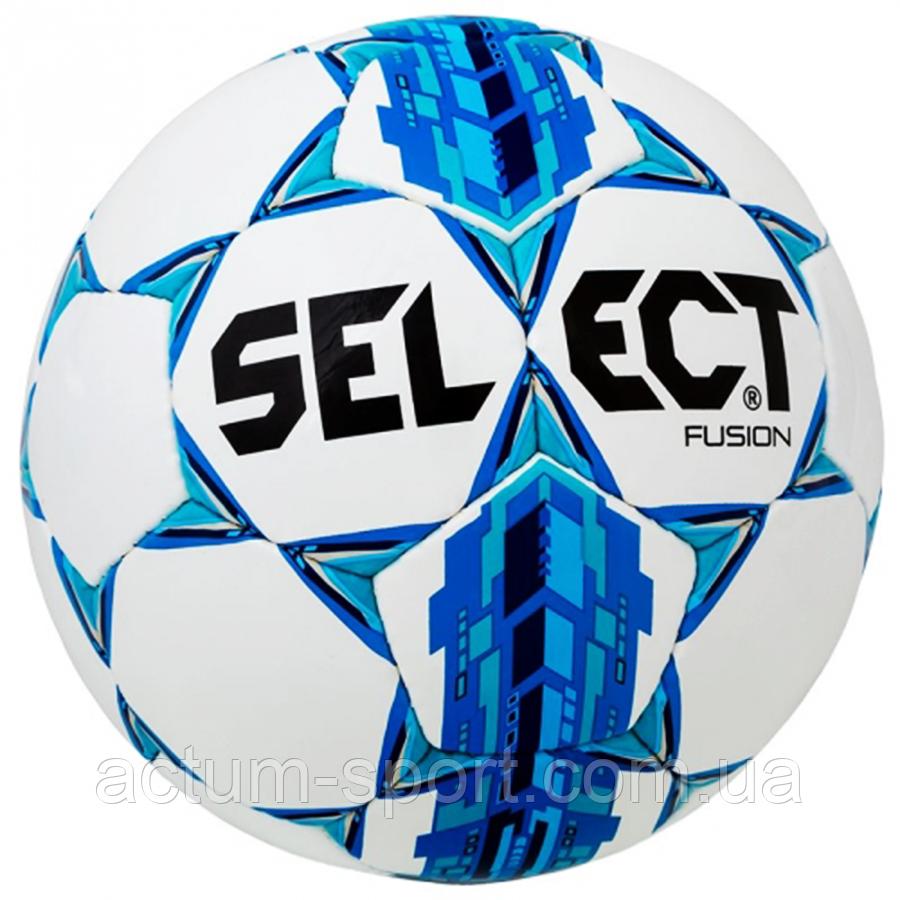 Мяч футбольный Fusion Select размер 5 - Интернет-магазин Actum-sport в  Харькове 40bb056dfbf