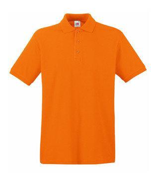 Мужская футболка Поло 218-44-k241 fruit of the loom