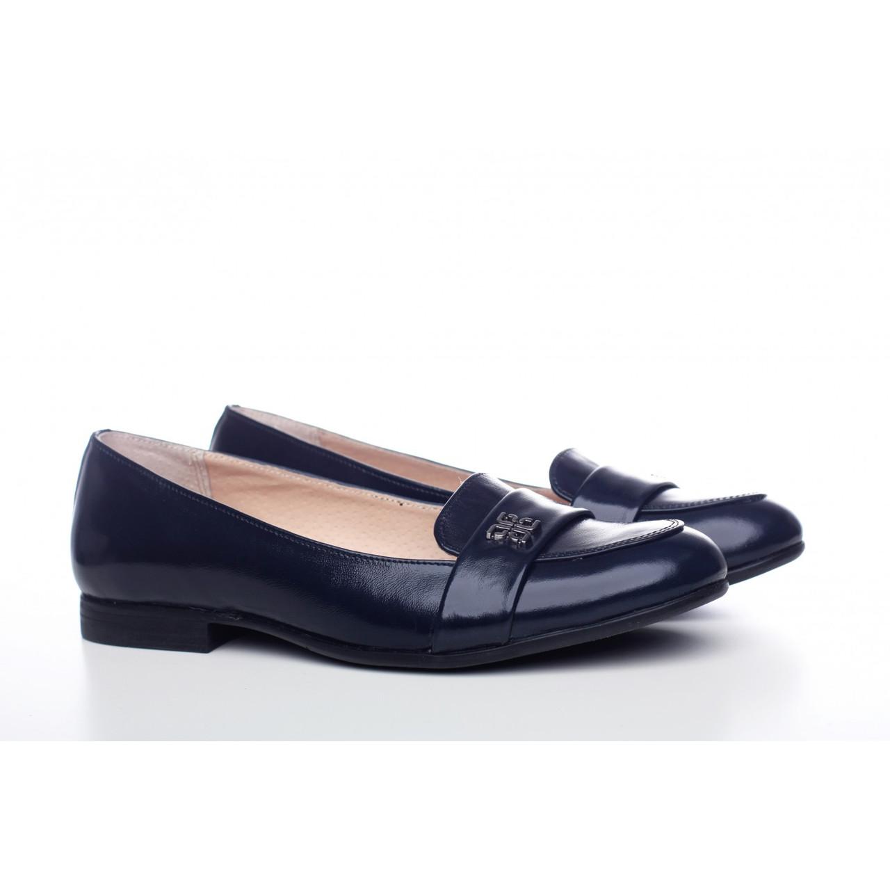 Женские туфли (синие)