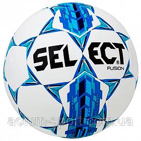 Мяч футбольный Fusion Select размер 4