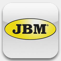 Набор метчиков и плашек (метрических и дюймовых) (60 шт), код 50793, JBM